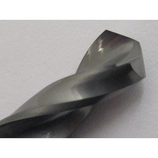 4.9mm Solid Carbide 2 FLT Jobber Drill